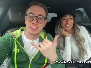 MALI UBON THAI GIRL LA NUOVA SCOPERTA DI MAX FELICITAS VIDEO GIRATO CON IPHONE