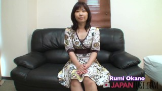 Amateur Japanese MILF Eager To Please Cock POV