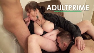 3x GrandMams Getting Some at AdultPrime