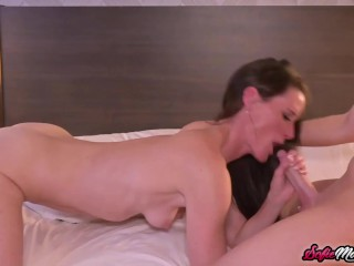 Naughty Sofie Maries Pussy Destroyed By Hard Dick