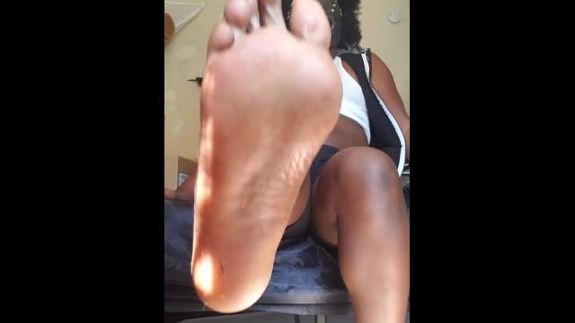 Amateur Foot Vid 4