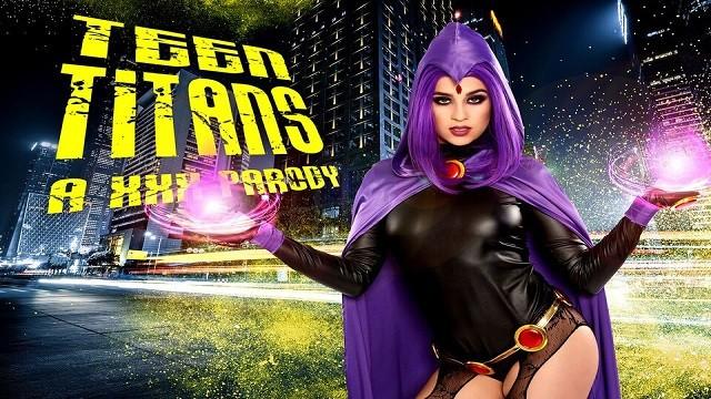 Teen Titans Culture Shock