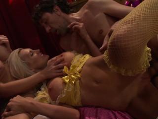Blonde sluts adrianna nicole and brandi edwards by...