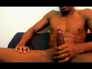 Cumming hard male boner edging strokes that massive...