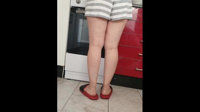 Step son fuck and cums in step mom better than she cooks 18