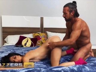 Brazzers – These Two Sneaky Sex Friends Johnny Castle & Jazmin Luv Fuck Each Other's Brain Out