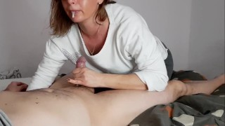 cumshots blowjobs anal oral pussy creampie and swallow - cum play compilation