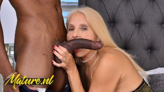 Beautiful Cheating Granny Chery Leigh Anal Pounded By Huge BBC