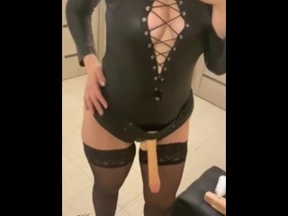 I wanna fuck your ass like this vagina