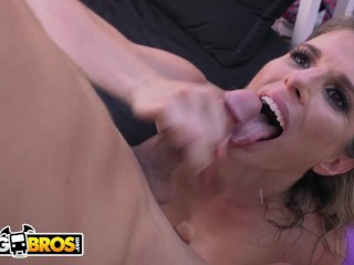 BANGBROS – Big Tits Pornstar Cory Chase Covered In Cum Over And Over Again