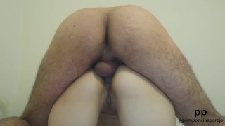 anal fucking with creampie