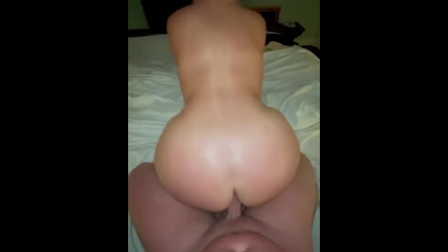 She wanted it deeper so she spread her ass cheeks! 9
