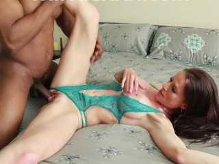 Big milker hotwife fucks in front of hubby by monster dick stud