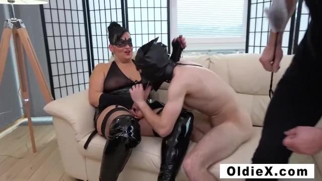 Granny Showed me her Slave Husband 18