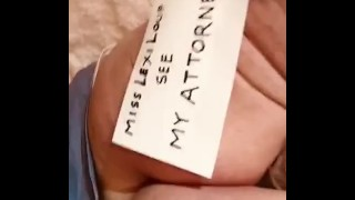 MissLexiLoup hot curvy female jerking Off Butthole Orgasm Anal device excited hot curvy as