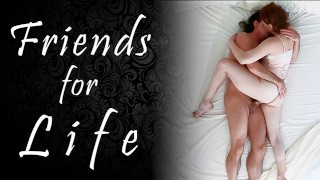 Friends for Life: Lady Fyre and Laz Fyre make Love