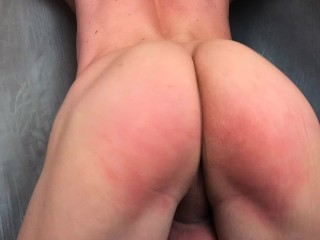 Beautiful ass, lick and stretch it with your cock