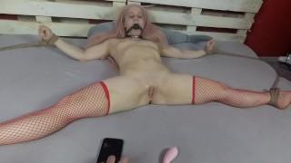 BDSM bondage vibrator action