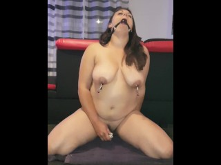 Fuck and squirt for master...