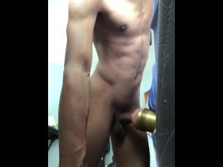 Deep thrusting my fleshlight porn for women...