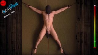EDGING T0RTURE chastity + prostate vibrator