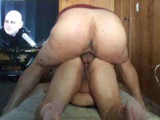 Fucks and pounds lil married latina the she...