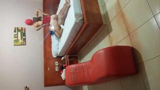 Visitando un Motel con mi Amante
