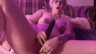 Tight Chubby Milf Pussy Squirting