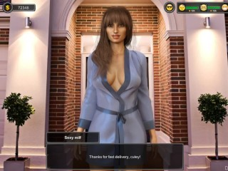 Man of The House 19 Corruption Increase Plus Man Woman Bear and a Hot Milf