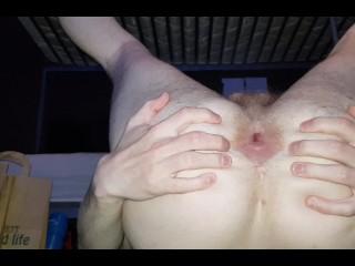 Shows off asshole hd porn...