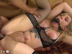 GenderX - Getting Kinky With Trans Wife Angelina Please