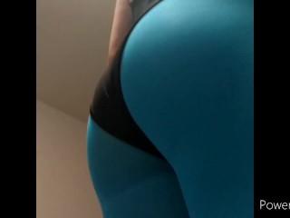 Femboy trap in sexy briefs...
