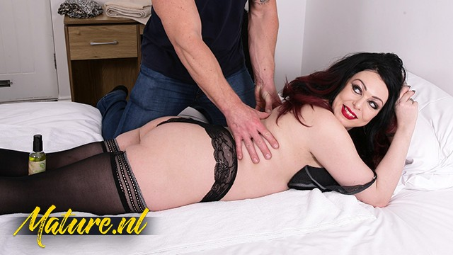 MatureNL - Harley Sin Came For a Massage But Ended Up With a Dick In Her Mouth