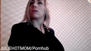 Comment baiser sa belle-mère: chantâge, orgasme, grosse bite, recette JULIEHOTMOM