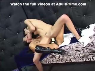 10x Strapon Classic Porn