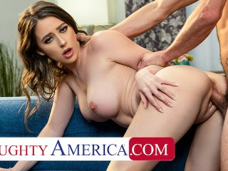 Naughty America – Charly Summer gets legally served as she serves Tyler's Cock