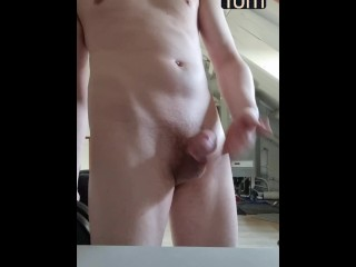Naked workout by hot...