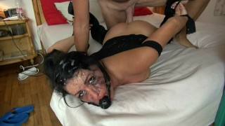 Tied Gagged