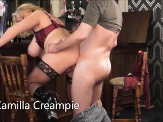 Camilla go to the pub promo...