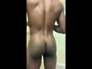 Petite booty twerk black ebony comp...