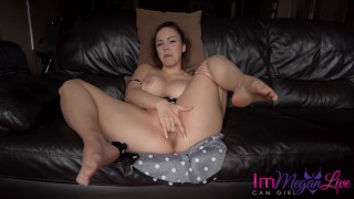 DIRTY STORIES PLEASURING - PREVIEW - ImMeganLive