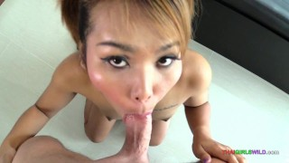 Hot body Thai amateur wants my American cock