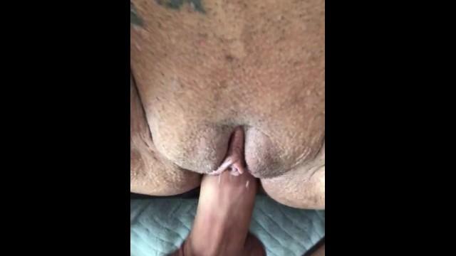 Vulva dicke Dicke