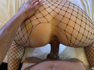 Gets anal doggy gaping asshole hd...