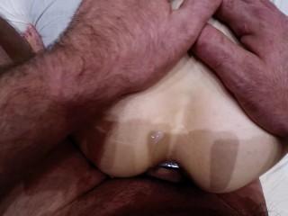 I suck my neighbor when my man is at work, I'm starting to like anal in white socks, Polish speech