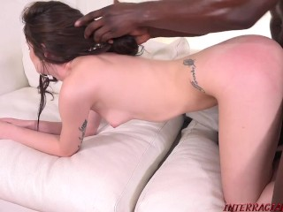 Our man Jax gets some Pretty Pink Poon with Sexy Piper June