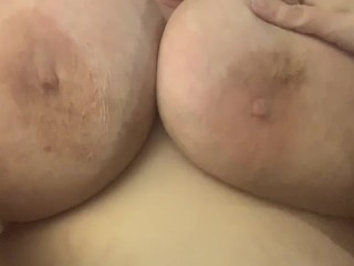 And big clit and pussy lips closeup bbw...