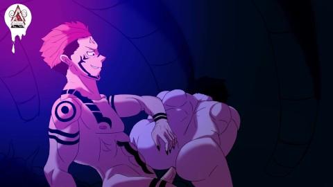 Anime porno gay