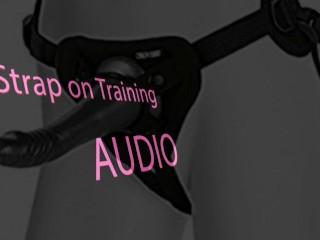 Strap on training audio suck me off faggot...