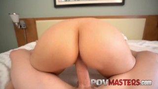 Redhead Holly Lace Wants To Play With Big Dick POV